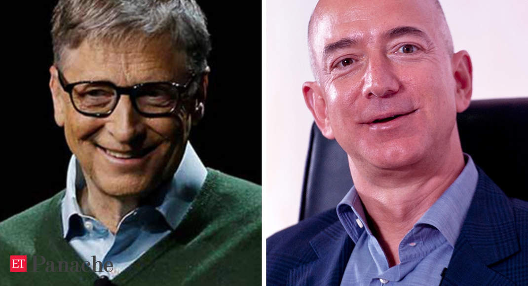 One thing Bill Gates, Jeff Bezos have in common: They both
