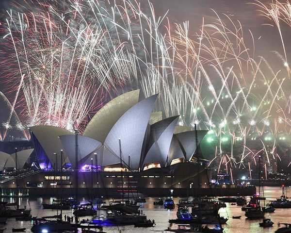 paragraph on new year celebration