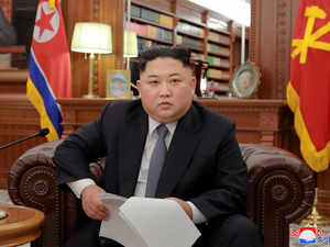 Kim ready to talk more with Trump but says not to test North