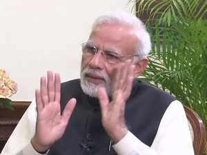 2019 Polls will be 'Janta versus Gathbandhan': PM Modi on grand alliance