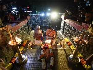 Sabarimala: Two women below 50 enter Kerala's Sabarimala