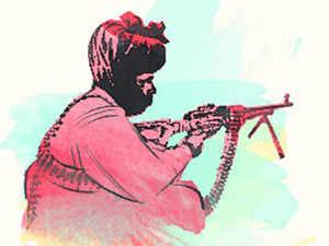 Gunmen attack security base in Pakistan's Balochistan province