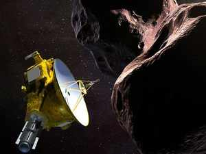 NASA's New Horizons spacecraft dashes by world past Pluto