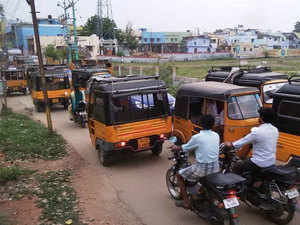 Transport dept to issue new auto permits after 7 yrs in Bengaluru