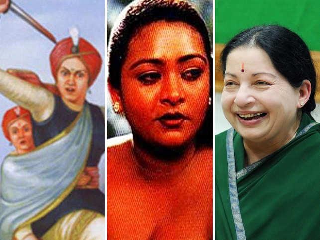 Manikarnika, Shakeela & Jayalalithaa