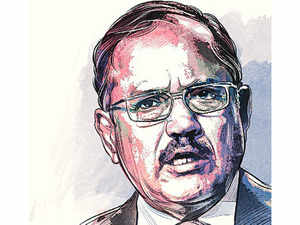 Doval to meet Afghan NSA in Delhi tomorrow