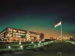 O.P. Jindal Global University_Sonipat A