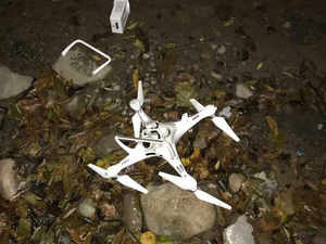 Pakistan claims to have destroyed second 'Indian spy quadcopter' along LoC