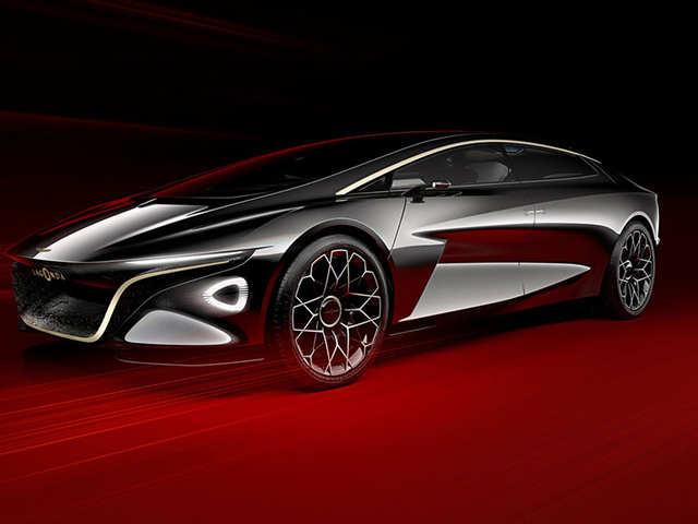 Concept Cars Genesis Essentia Volvo 360c 5 Concept Cars
