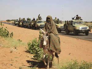 Sudan under al-Bashir: Long history of turmoil, conflicts
