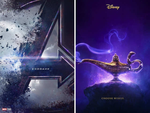 Avengers: Endgame', 'Aladdin': Hollywood Films To Look