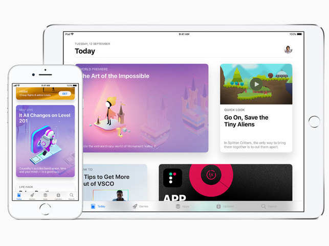 Apple ended 2018 with a big bang; users spent $1.22 bn on App Store in holiday week