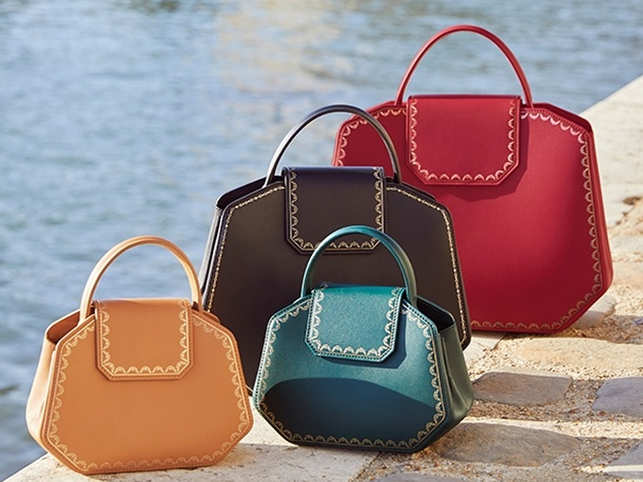 Guirlande De Cartier Unveils New Handbag Inspired