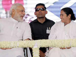 Modi-Mamata-Agencies