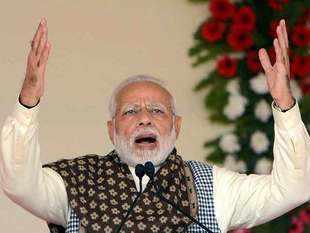 Modi Cabinet approves 10 percent reservation for economically backward among upper castes