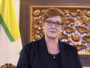 Australian Foreign Minister visits India to widen Indo-Pacific partnership