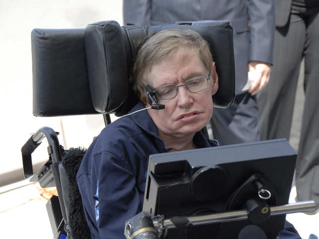 Stephen Hawking, a prolific theoretical physicist, would have celebrated his 77th birthday today. The cosmologist and author of 'A Brief History Of Time', who was diagnosed with motor neuron disease at 21, spent his life trying to resolve the mysteries of the universe. However, while Professor Hawking, who passed away on March 14 last year, was busy deciphering the basics of black holes and tackled time travel, he enjoyed a brief, small-screen career as well.  	Here's a round-up of 5 times when Professor Hawking made an appearance on TV shows.