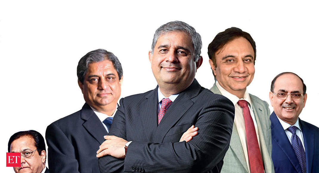 Insurance guys are taking over India's top private banks. Where have all the bankers gone?