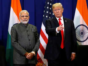 Modi, Trump agree to further strengthen India-US ties