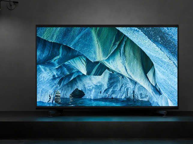 sony: CES 2019: Sony takes on LG, unveils massive 98-inch