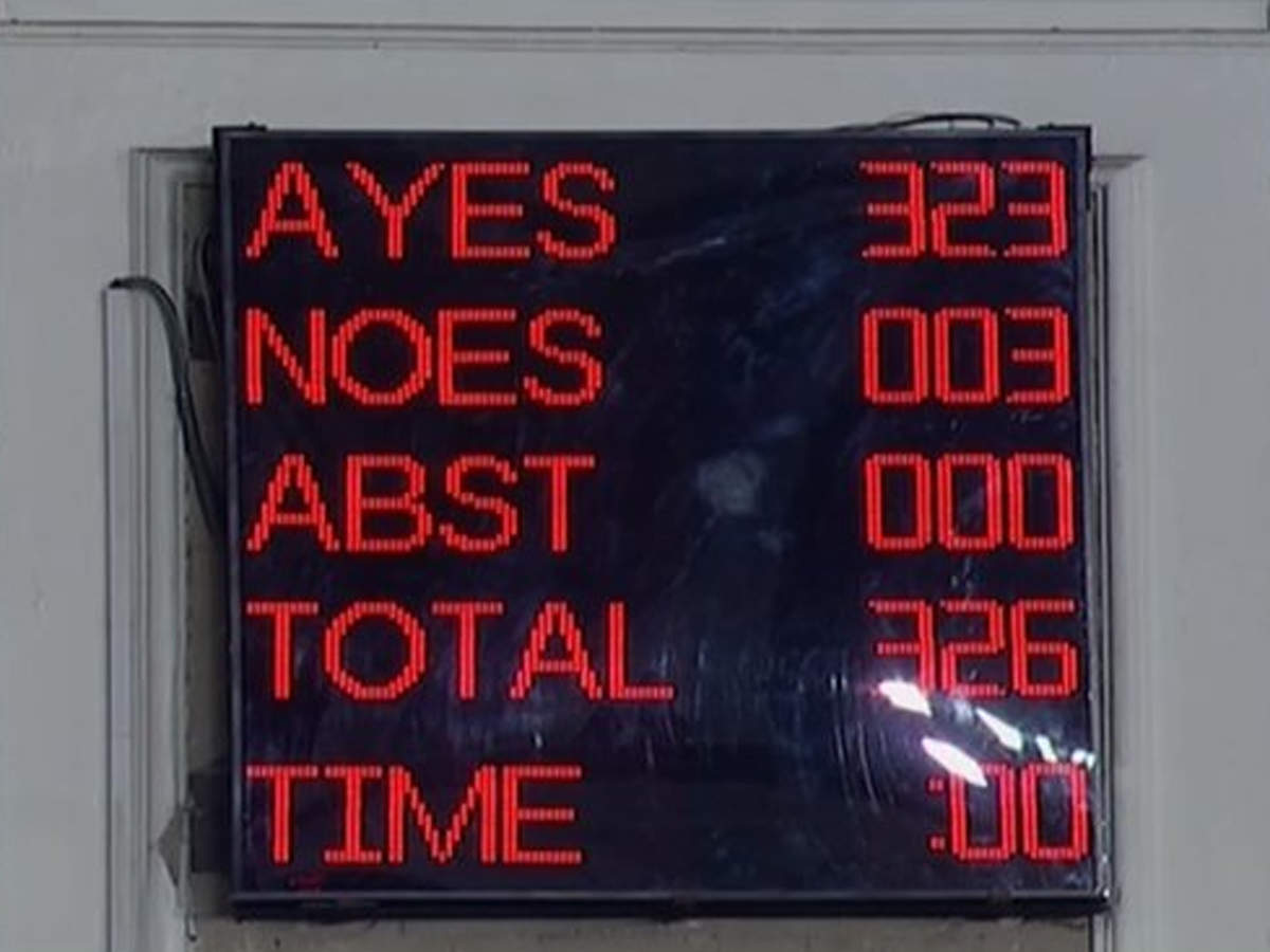General Reservation bill: Lok Sabha clears 124th