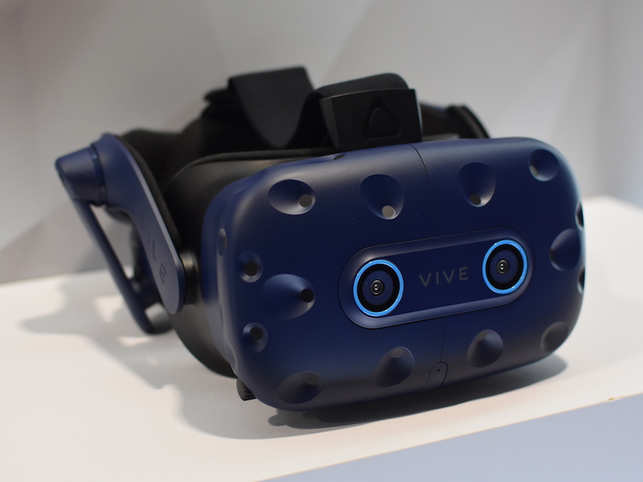 HTC Vive New VR Product Heads To CES 2019