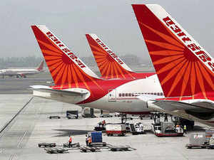 Air India starts using food stocked from India on its return international flights