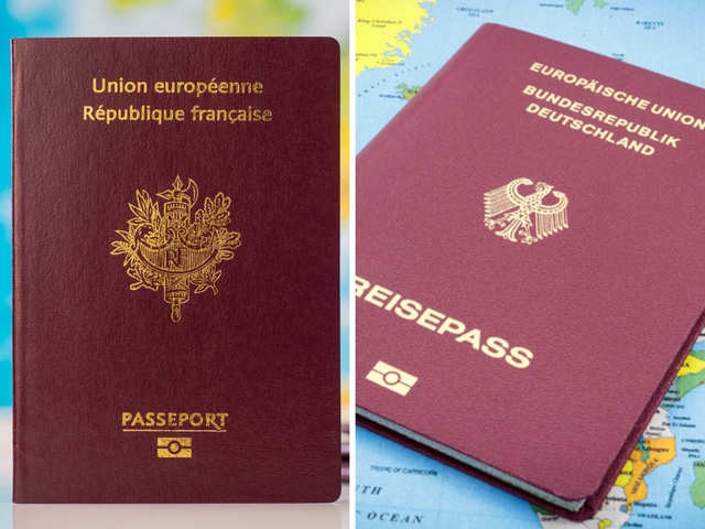 The Most Powerful Passports Of 2019: Japan Leads, Singapore