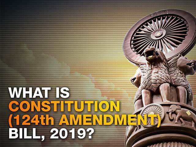 ET Explains: What is Constitution (One Hundred And Twenty