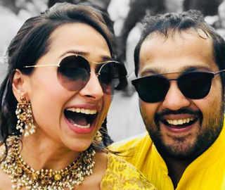 Wedding bells: Vedanta chairman Navin Agarwal's son ties the knot with Harvard graduate