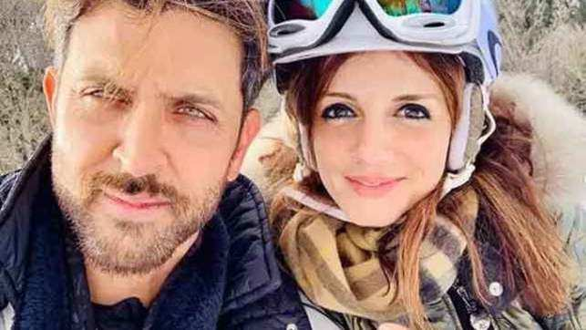 Sussanne Khan wishes her 'soulmate' Hrithik Roshan on birthday