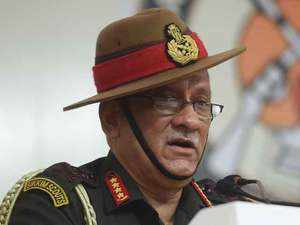 Army has managed situation well at borders, says General Bipin Rawat
