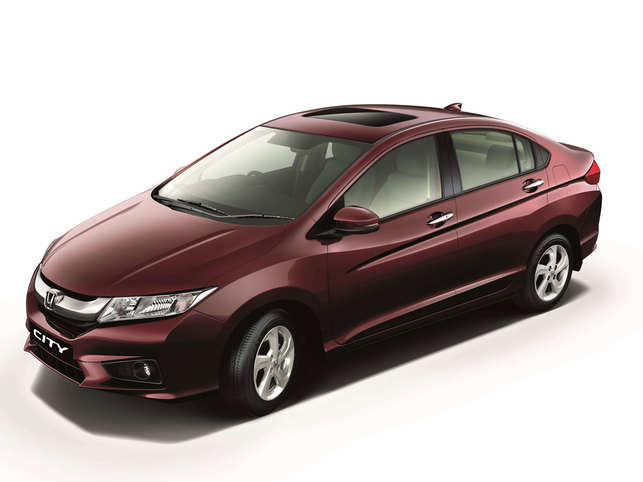 Honda Unveils New Variant Of City At Rs 12 75 Lakh The Economic Times