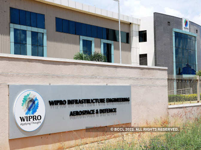 Wipro Infrastructure Engineering: Wipro's infra engineering