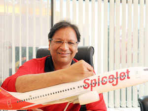 Spicejet's  Ajay Singh to chair ATT Guv's summit at WEF
