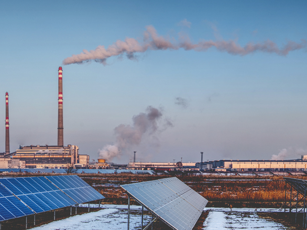 Coal-based power is caught in a perfect storm. The time for solar is now.