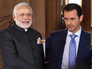 India-Syria