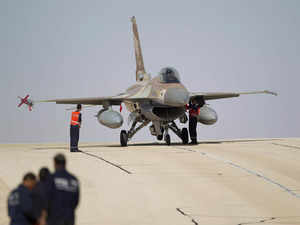Israel says US blocks its sale of fighter jets to Croatia