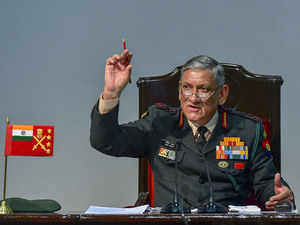 Will be too late if work doesn't begin on incorporating AI into armed forces' system: General Rawat