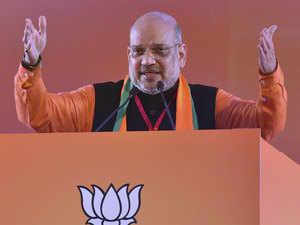 BJP wants Ram temple at earliest, Congress creating hurdles: Amit Shah