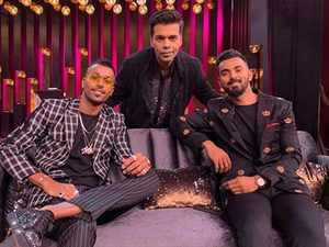 Hardik Pandya, KL Rahul suspended pending inquiry over sexist remarks in chat show