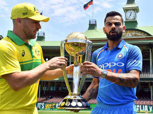 India to begin ODI campaign against Australia in Sydney
