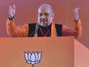 BJP chief Amit Shah talks Ram Mandir, quota ahead of 2019 LS Polls