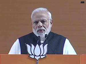 Modi at BJP NEC meet: 10% reservation for economically weaker sections will enhance confidence of 'New India'