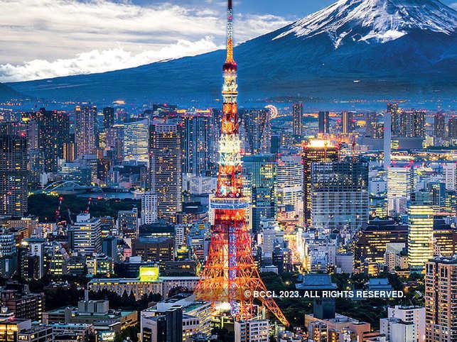 Japan: Where origami crane flies