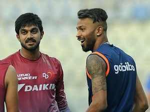 India vs Australia: Shubman, Vijay named replacements for Rahul, Pandya