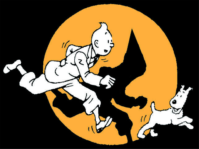 Intrepid Tintin still going strong at 90