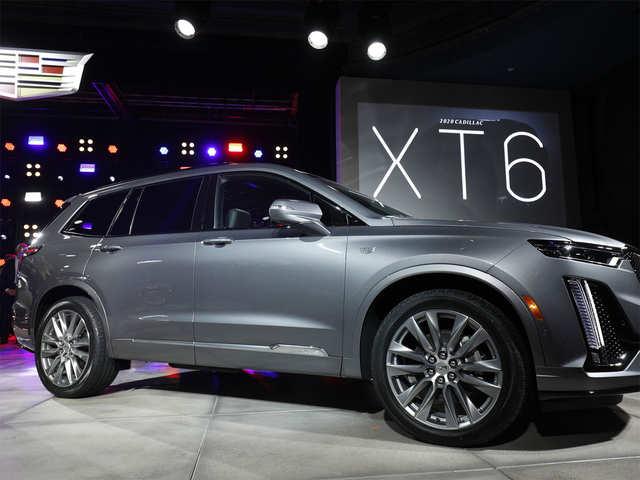Detroit Auto Show: Cadillac XT6, Ford Explorer, Ram, Lexus ...