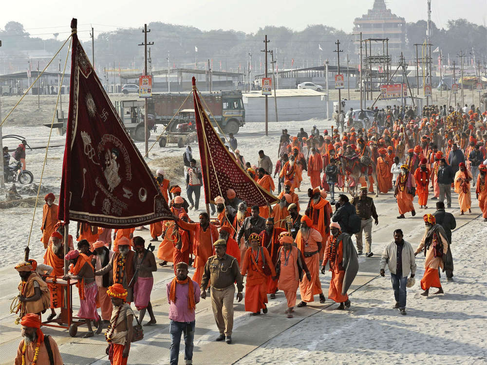 Kumbh: UP cops to use RF tags for children under 14 years
