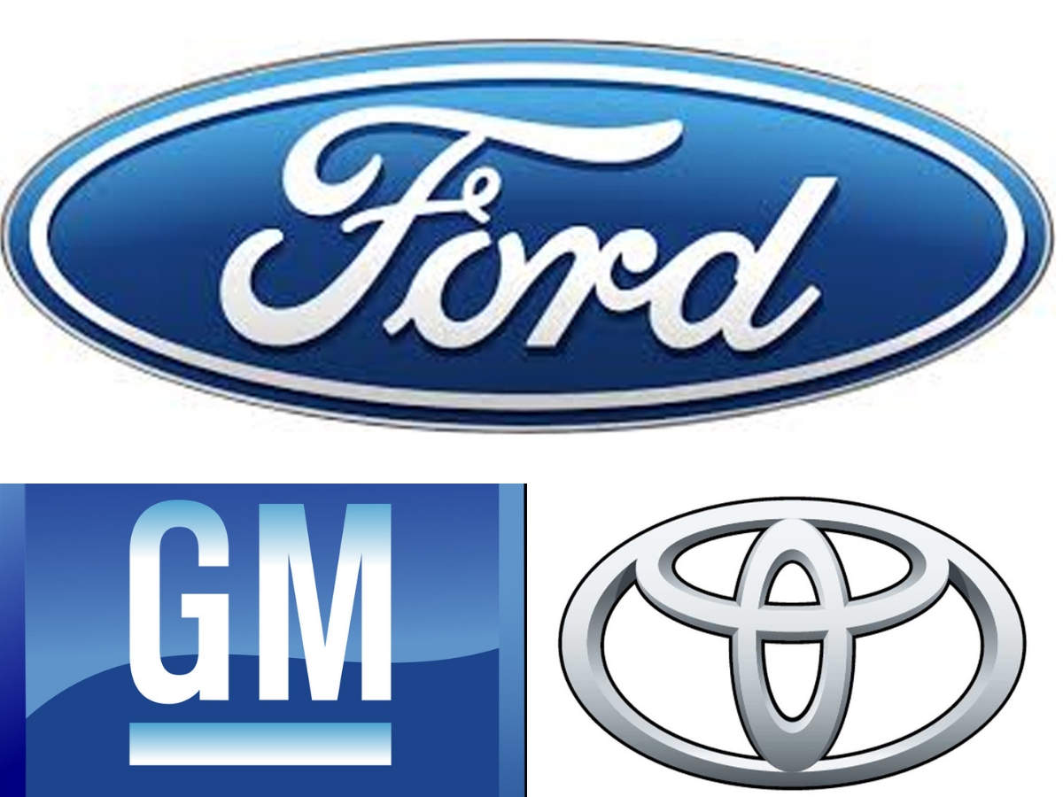 Detroit Auto Show Toyota Ford Gm To Shine At Detroit Auto Show